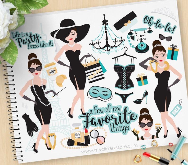 Tiffany's Breakfast Fashion  Formal Little Black Dress image 0