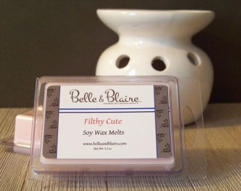 Filthy Cute- Soy Tarts- Scented Wax Melts