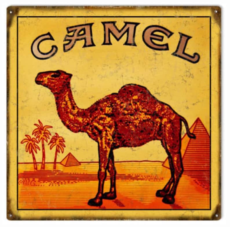 X040Etsy Camel Cigarettes Camel Nostalgique 12 Cigarettes xtsQhdCr
