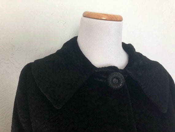 1960s lambswool jacket / Union Made