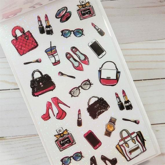Tube 9pc by Elle Oh Elle Glam Washi Planner Fashion Tape Good Lashes Washi Tape