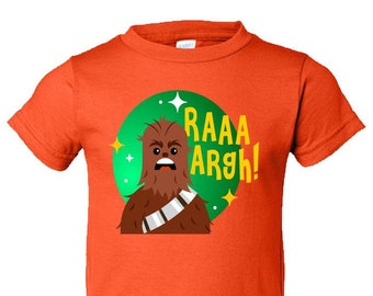 Chewbacca Toddler Tees