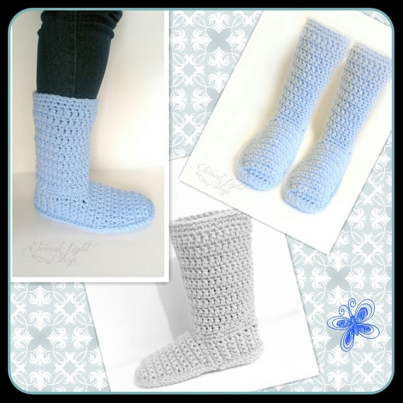 S V1 Boots Crochet COLOR ANY q4Tw5n