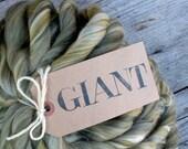 30 BLENDS - GIANT yarn skein - ONE Pound / 453 gr  - super Chunky yarn - Arm Knitting yarn -