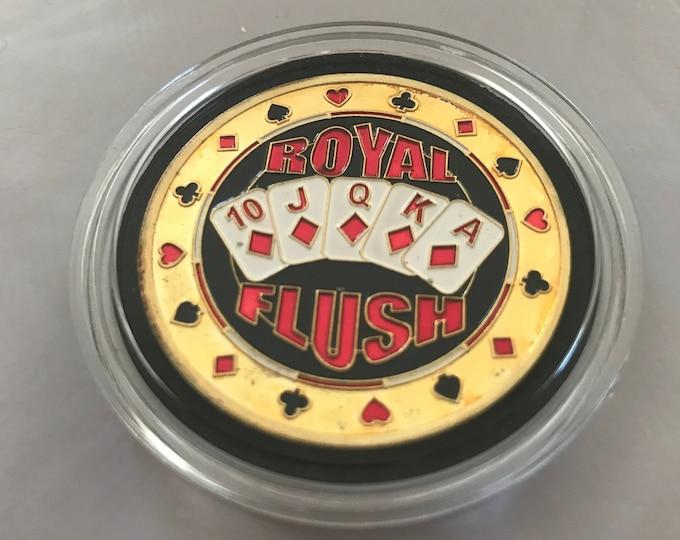 Card Guard Poker Royal Flush