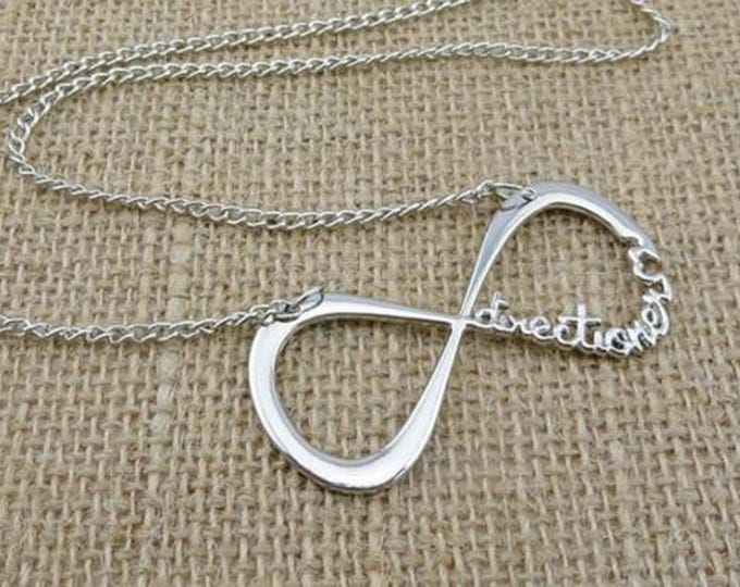 Collier Directioner One Direction infini