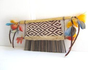 Vintage Waiwai Brazil Amazon Indian Comb