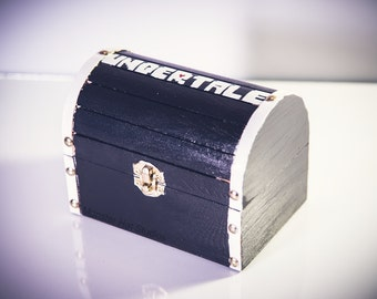 Undertale - Underground Treasure Box