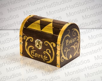Legend of Zelda - Triforce Treasure Box