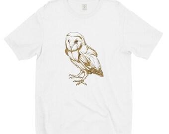Golden Barn Owl
