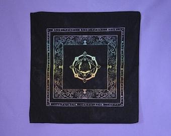 SAILOR MOON cotton screen printed scarf / bandana / headband