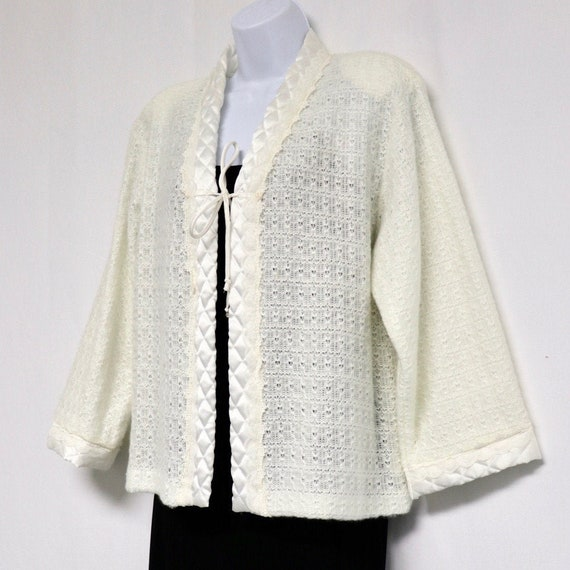 CHRISTIAN DIOR Bed Jacket