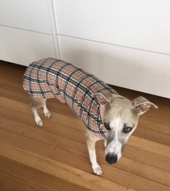 Greyhound and whippet fleece jumpers readymade