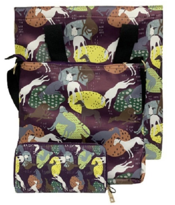 Ladies greyhound and whippet bags and purses, Christmas gifts. Secret Santa gifts,