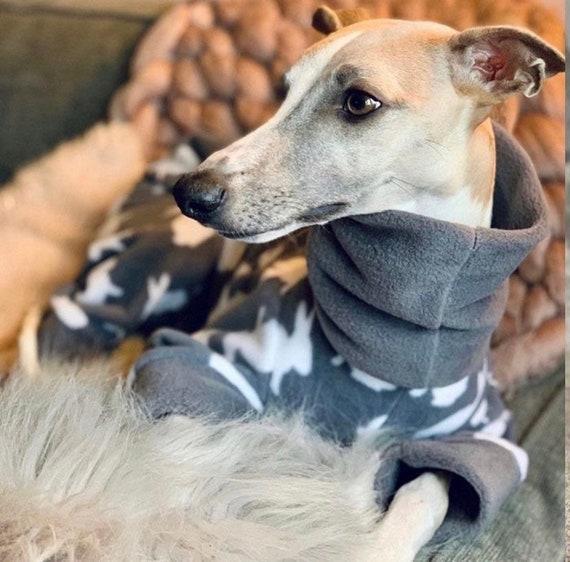 Greyhound Pyjamas, Greyhound Clothing, Greyhound Fleece Pjs, Dog Pyjamas, Whippet Clothing, whippet pyjamas , Italian Greyhound