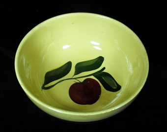 Vintage Overnware Bowl - Mid Century Mixing Bowl, Retro Mixing Bowl, Vintage Baking Bowl