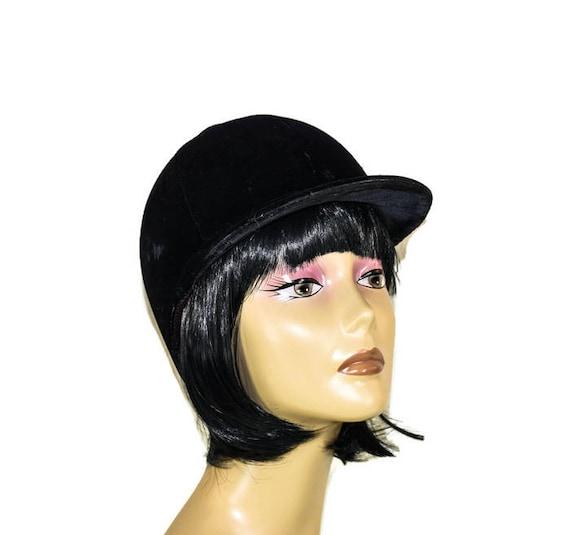 Vintage Equestrian Helmet - Retro Equestrian Helme