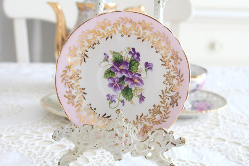 REPLACEMENT CHINA SAUCER English Bone China Saucer by image 0