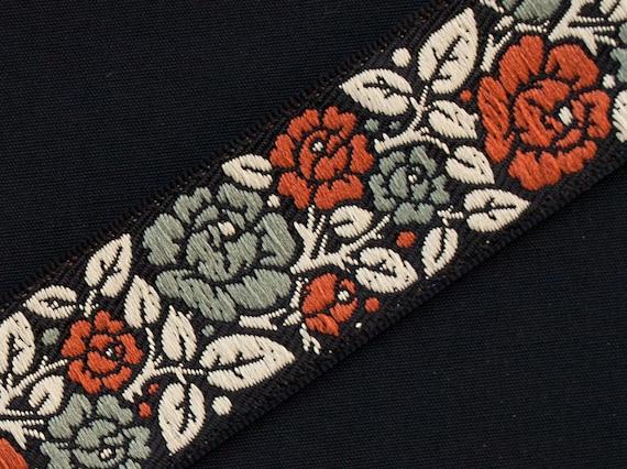 Jacquard Ribbon Trim Arts /& Crafts Style Medieval