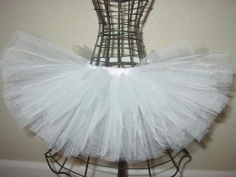 Extra Fluffy DOG TuTu Skirt Pet Lover Tu Tu Custom Wedding Flower Girl Bridesmaid Bride XXS XS S M L