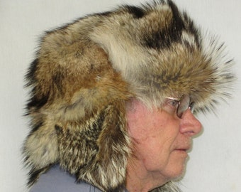 Coyote Trooper Hat 18baae86b1dc