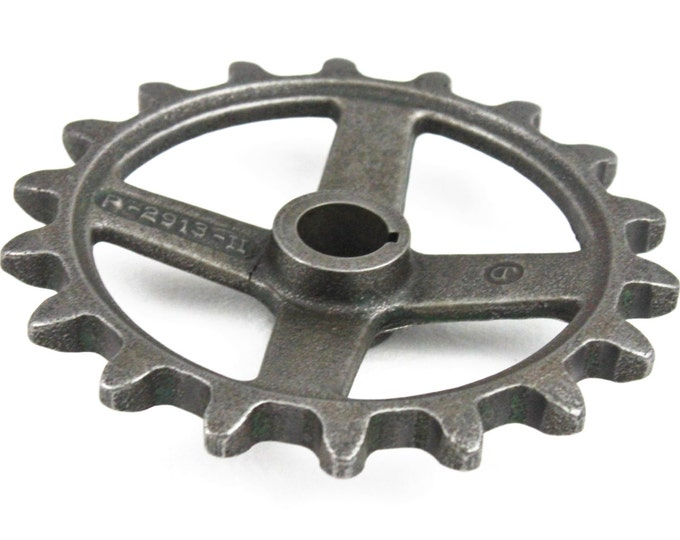 Vintage John Deere, Tractor Gear #P2913-H, Industrial Decor, Farmhouse Decor