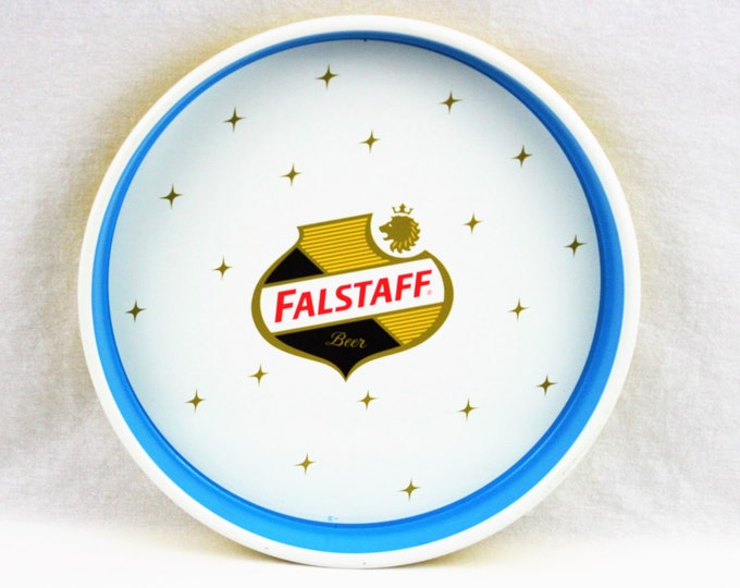 1960s Falstaff Brewing Co. Serving Tray