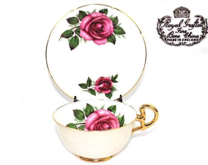 Royal Grafton Fine Bone China, Collectible Tea Cup