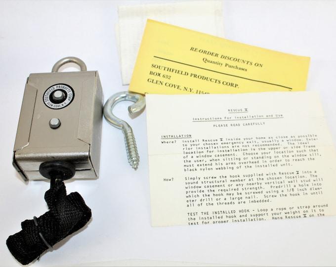 Vintage Rescue V Escape Device, US Air Force Pilot Escape Device
