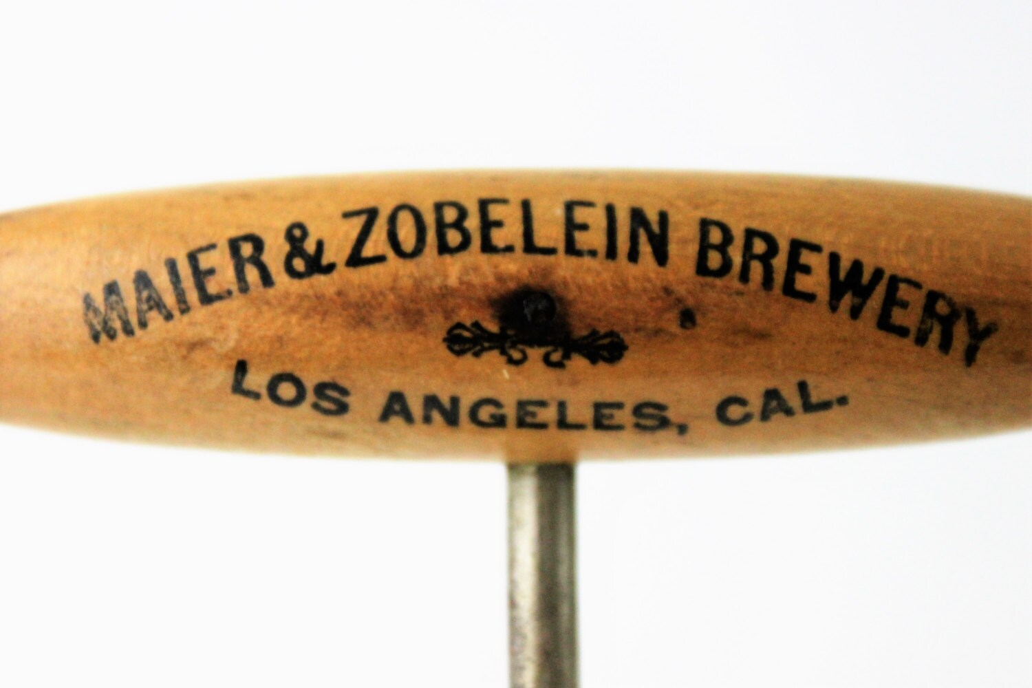 Antique 1890s Maier Amp Zobelein Brewery Los Angeles