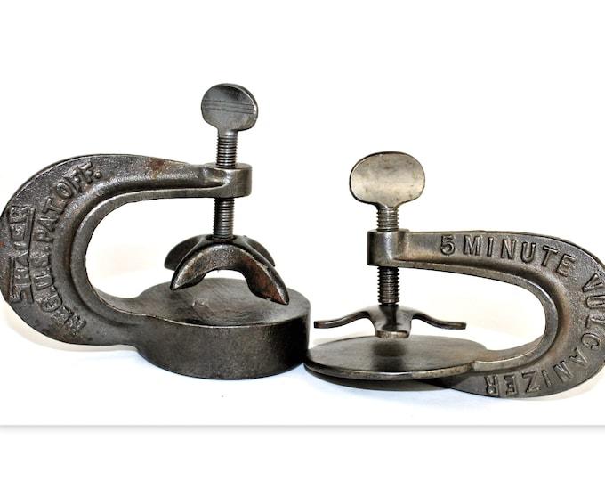 Antique Shaler Tire Vulcanizers,