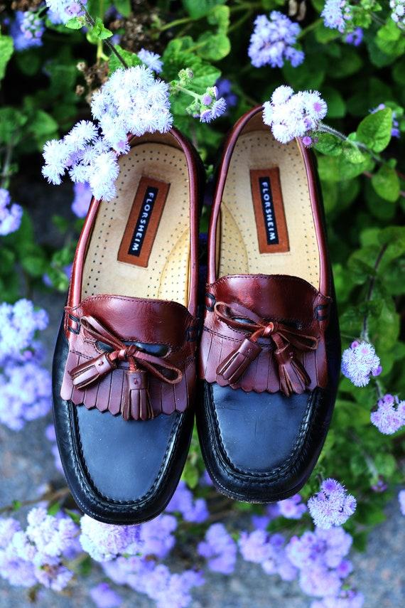 Vintage Florsheim Loafers 8 D mens vintage FLORSHE