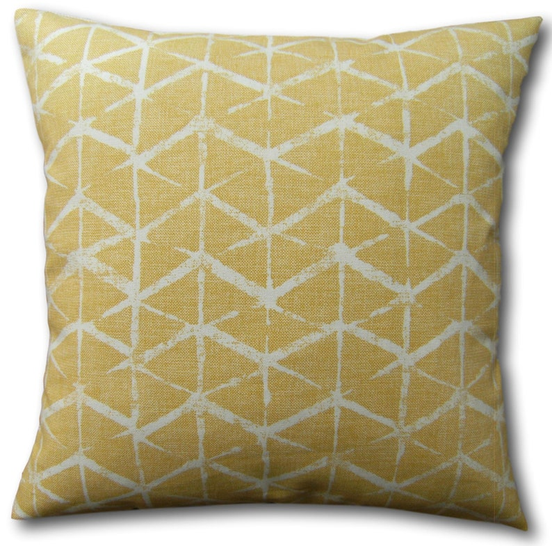 Designer Cushion Covers Handmade in Fryett's Fabian image 0