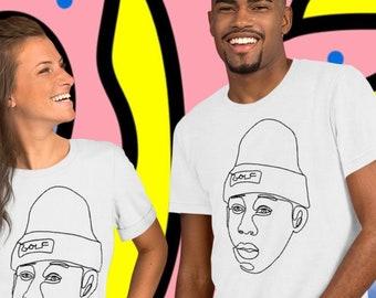 a28e8d7c303665 Tyler The Creator unisex T-Shirt
