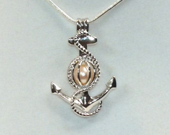 Anchor Pearl Cages