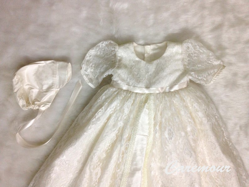 21dbd919f Boys Christening Gown | Etsy