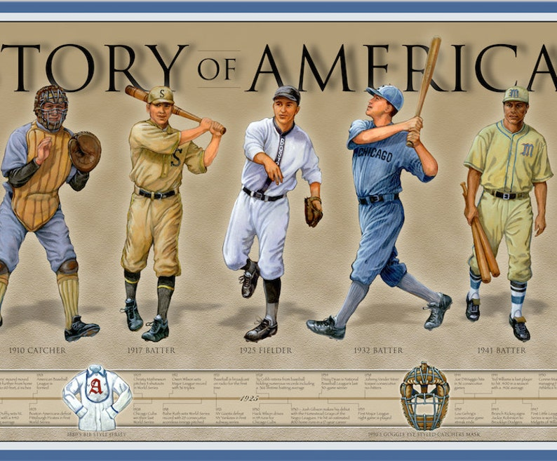 who declared baseball the american game