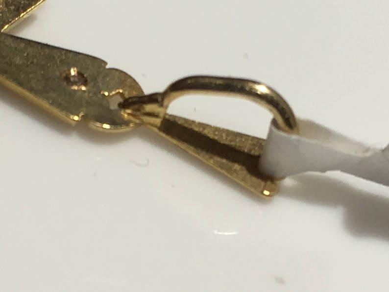 communion Diamond Cross Religious Jewelry cross Diamond Cross in 14K Yellow Gold 14k yellow gold Cross christening