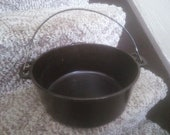 Vintage Wagner Ware Sydney O 1268 Dutch Oven - Vintage Camping Pot - Dutch Oven - Cast Iron Pot - Vintage Cast Iron