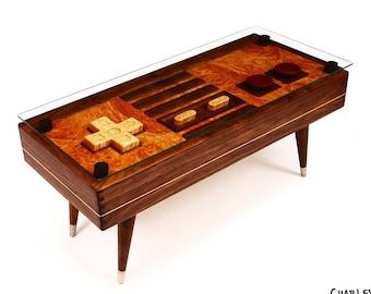 8-bit Retro Gaming Table
