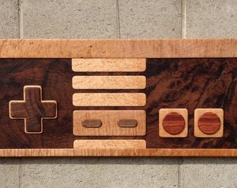 8-bit Retro Gaming Wall Art Especial