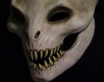 Voracity - Original Resin Cast Mask - Optional LED's