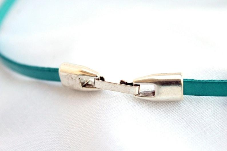 Vegan Infinity Faux Leather Bracelet Triple Wrap bracelet for women For men
