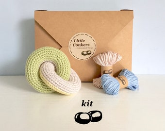 Sustainable Handmade Gifts Crafts Crochet By Littleconkers