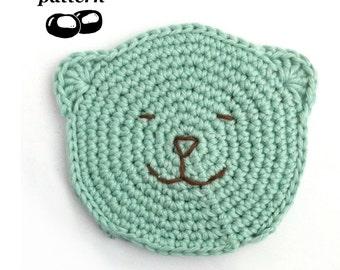 Crochet Bathroom Set Washcloth Guest Towel Wash Mitt