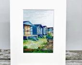 Whitstable Beach Huts - W...