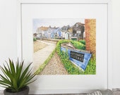 Whitstable Print - Giclee...