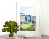 Whitstable Beach Huts - R...