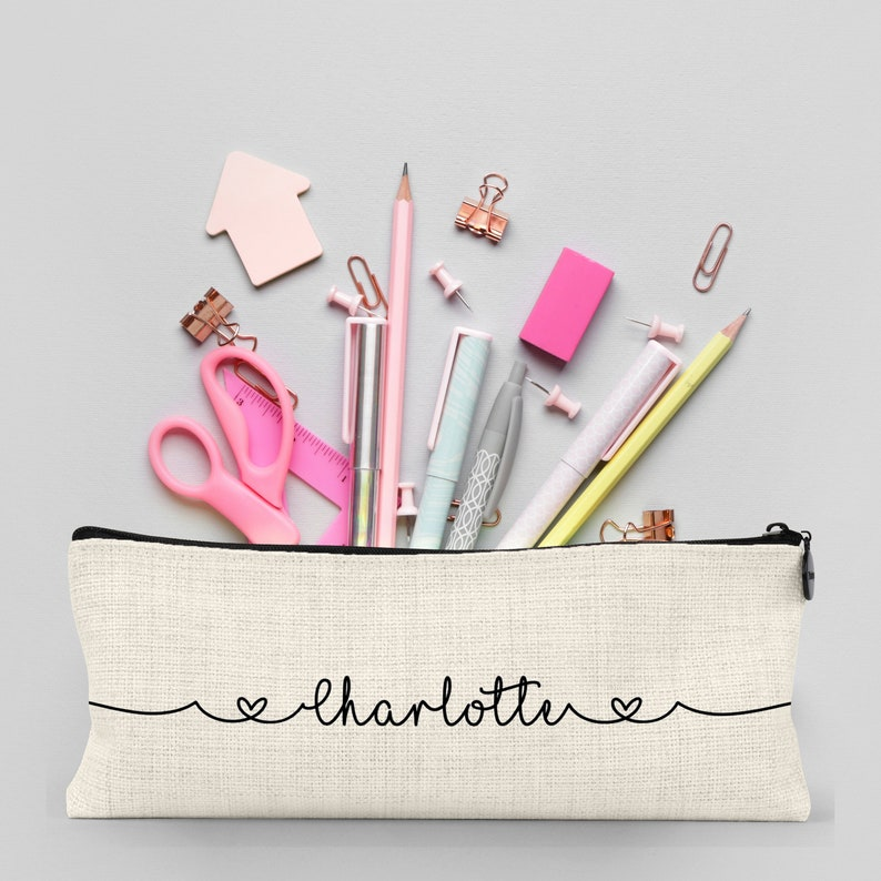 Personalised Pencil Case image 0