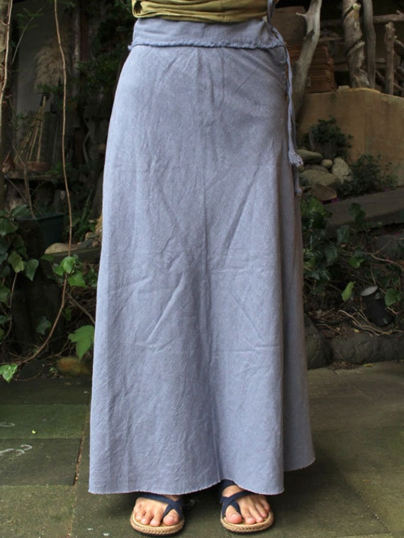 length A Full Bohemian skirt long 3 Vegan length 100 line maxi friendly Hemp skirt Hemp Eco hemp maxi skirt skirt colors skirt skirt long Iwq5PpS